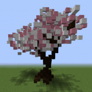 Other Grabcraft Your Number One Source For Minecraft Buildings Blueprints Tips Ideas Floorplans Minecraft Tree Minecraft Garden Blossom Trees