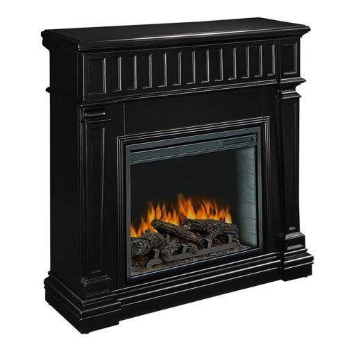 Pinupnetwork Black Electric Fireplace Fireplace Electric Fireplace