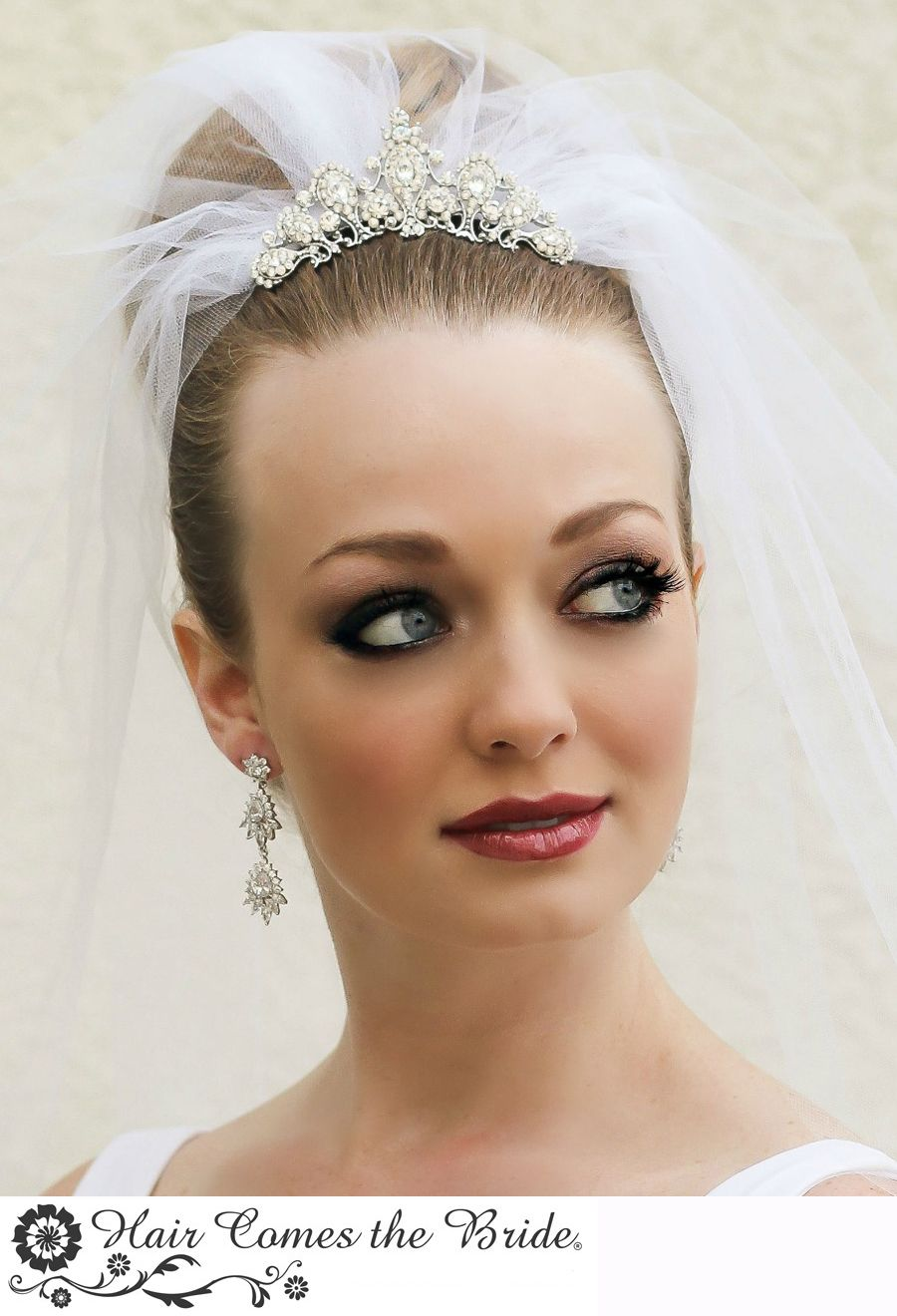 Bridal tiaras and veils - Couture Bridal