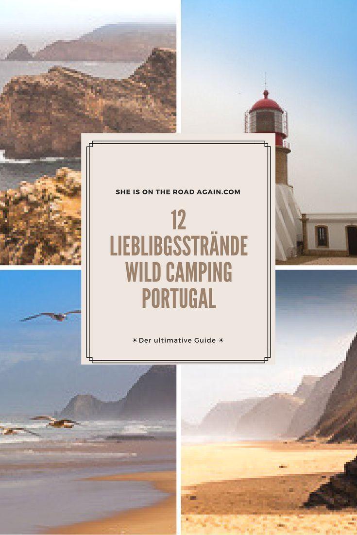 Photo of Meine 12 Lieblingsstrände ❤ zum Freistehen in Portugal