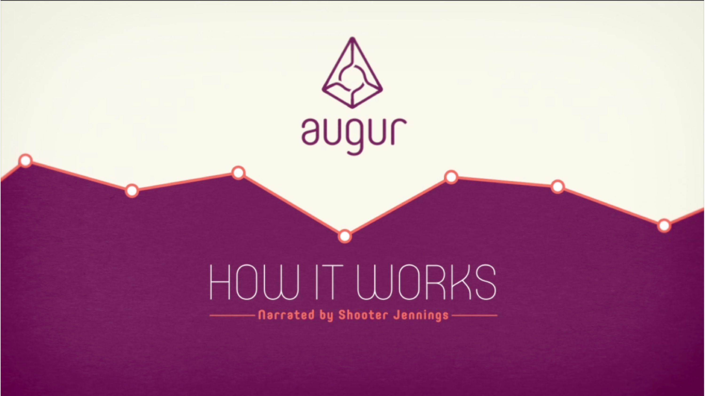 Augur How A Decentralized Prediction Market Works Narrated By Shooter Cryptocurrency News Shooter Jennings Predictions
