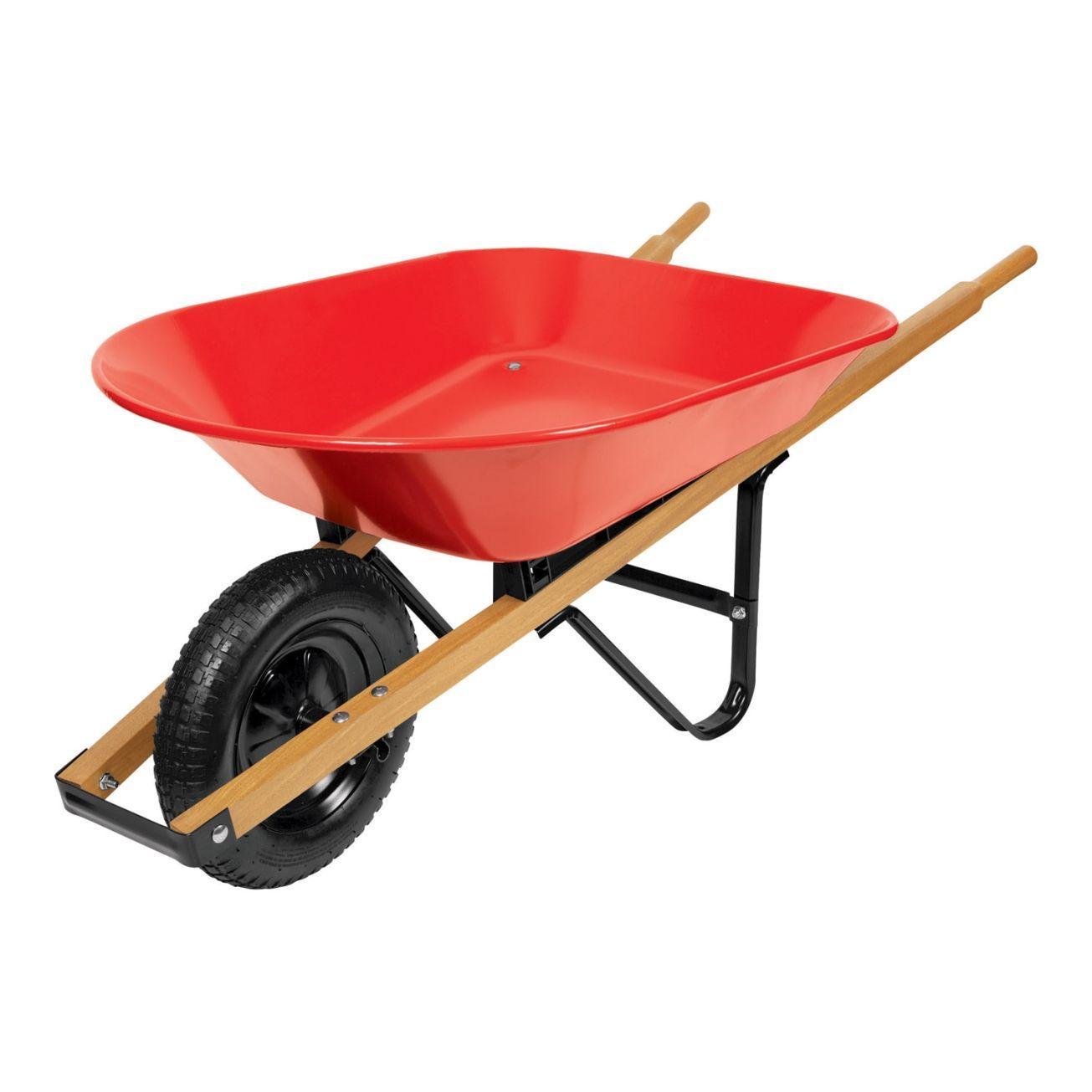 Ace Steel Single Wheel Wheelbarrow 4 Cu Ft 4s Ls Ace Wheelbarrows Ace Hardware Wheelbarrow Home Improvement Home Buying