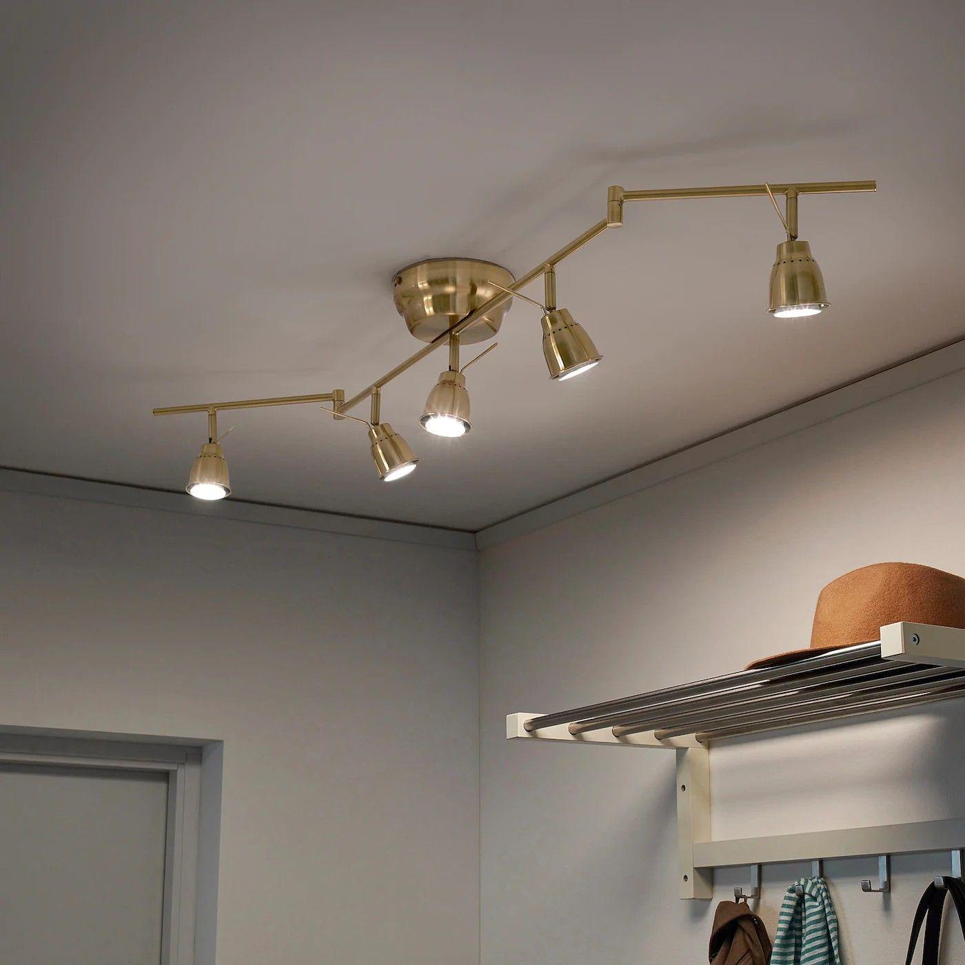 Pin By Boulanger On Salon Ceiling Track Track Lighting Living Room Kitchen Spotlights
