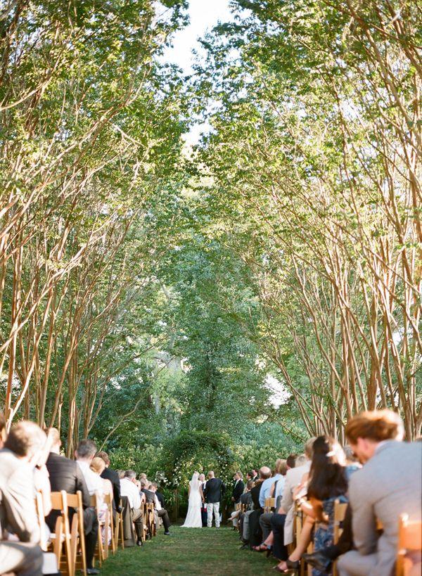Tuckahoe Plantation Wedding Ceremony