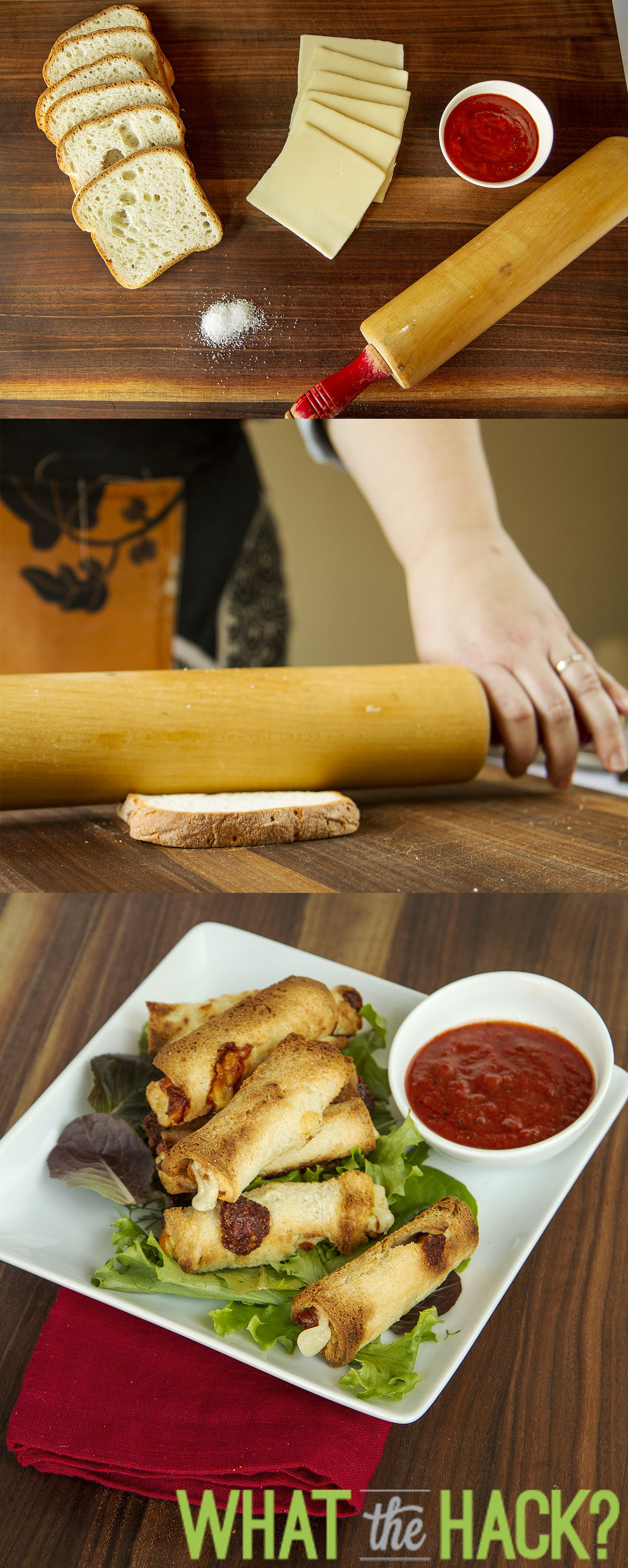 Great recipe for Gluten Free Easy Cheesy Sticks l #WhatTheHack!