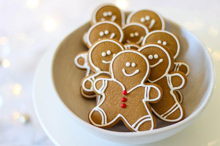 Gingerbread Men Recipe Christmas Recipes Food Recipes