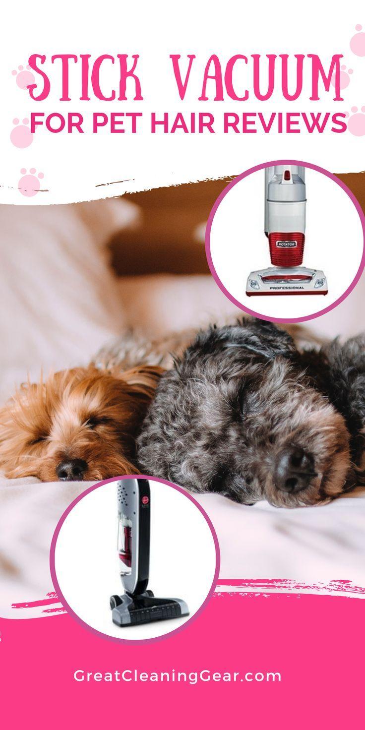 Best Stick Vacuum For Pet Hair On Hardwood Floors 2020