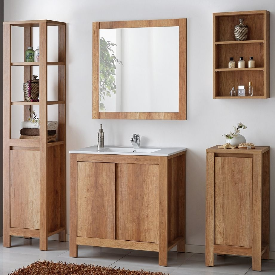 Serie Mebli Lazienkowych Classic W Sklepach Leroy Merlin Bathroom Furniture Bathroom Sink Storage Bathroom Furniture Storage