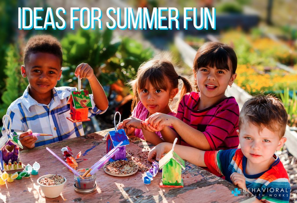 Ideas for Summer Fun!  BHW Culture Schools Out! Need a Little Summer Inspiration?