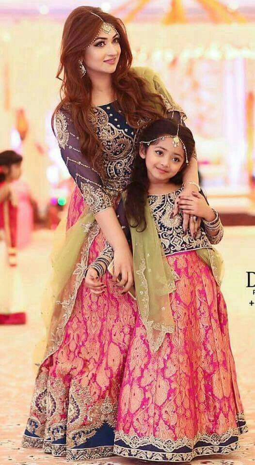 incredible kids mehndi outfits