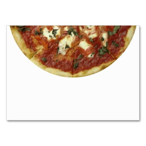 Pizza! Business Card