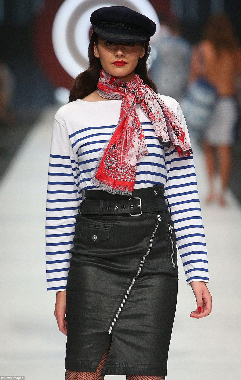 Jean Paul Gaultier For Target Australia Launches On The Vamff