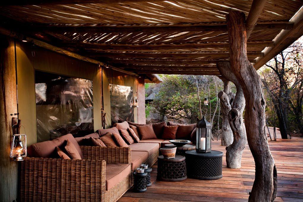 Private Lodge   Leobo Private Reserve.