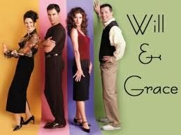 Will & Grace:  LOVED this show!  I'll still watch and crack up at the re-runs.  <3 it!