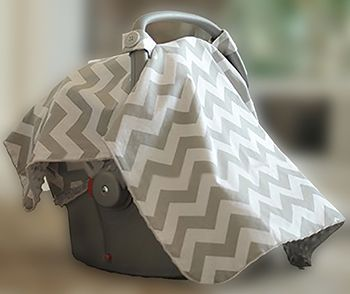 How to make your own baby car seat carrier covers. FREE baby car seat cover : free baby car seat canopy - memphite.com