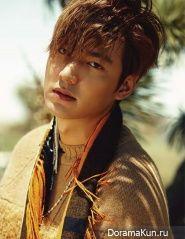 Lee Min Ho для Elle September 2015 Extra