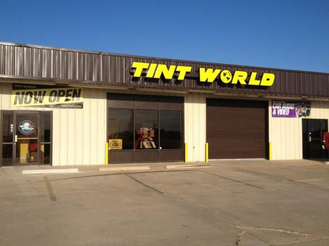 Tint World Lubbock Tints Opening Car World