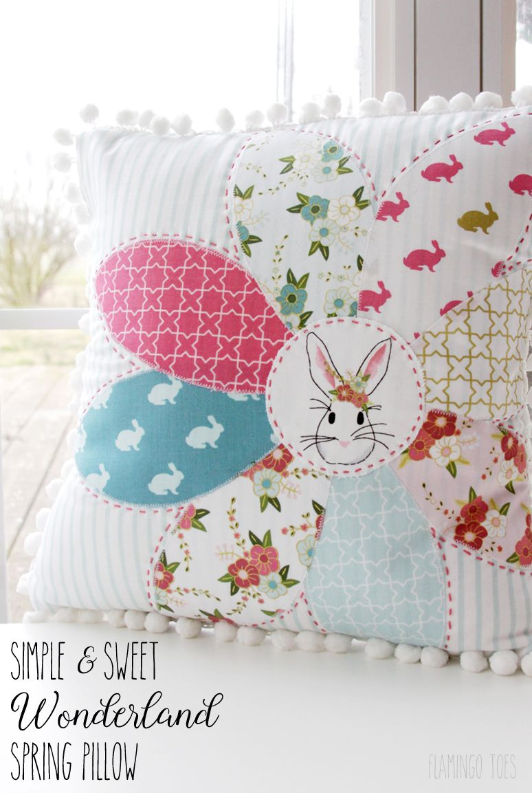 Ruffled easter basket liner pattern spring pillow sewing pattern ruffled easter basket liner pattern spring pillow sewing pattern jeuxipadfo Image collections