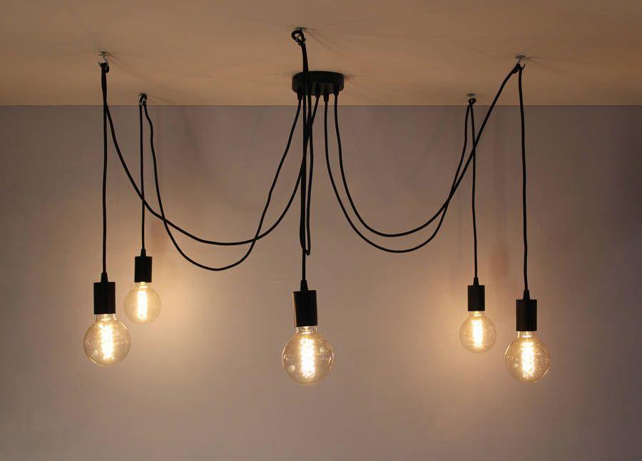 Bedroom Ceiling Light Fixtures Home Depot Spider Light Multi Light Pendant Lounge Lighting