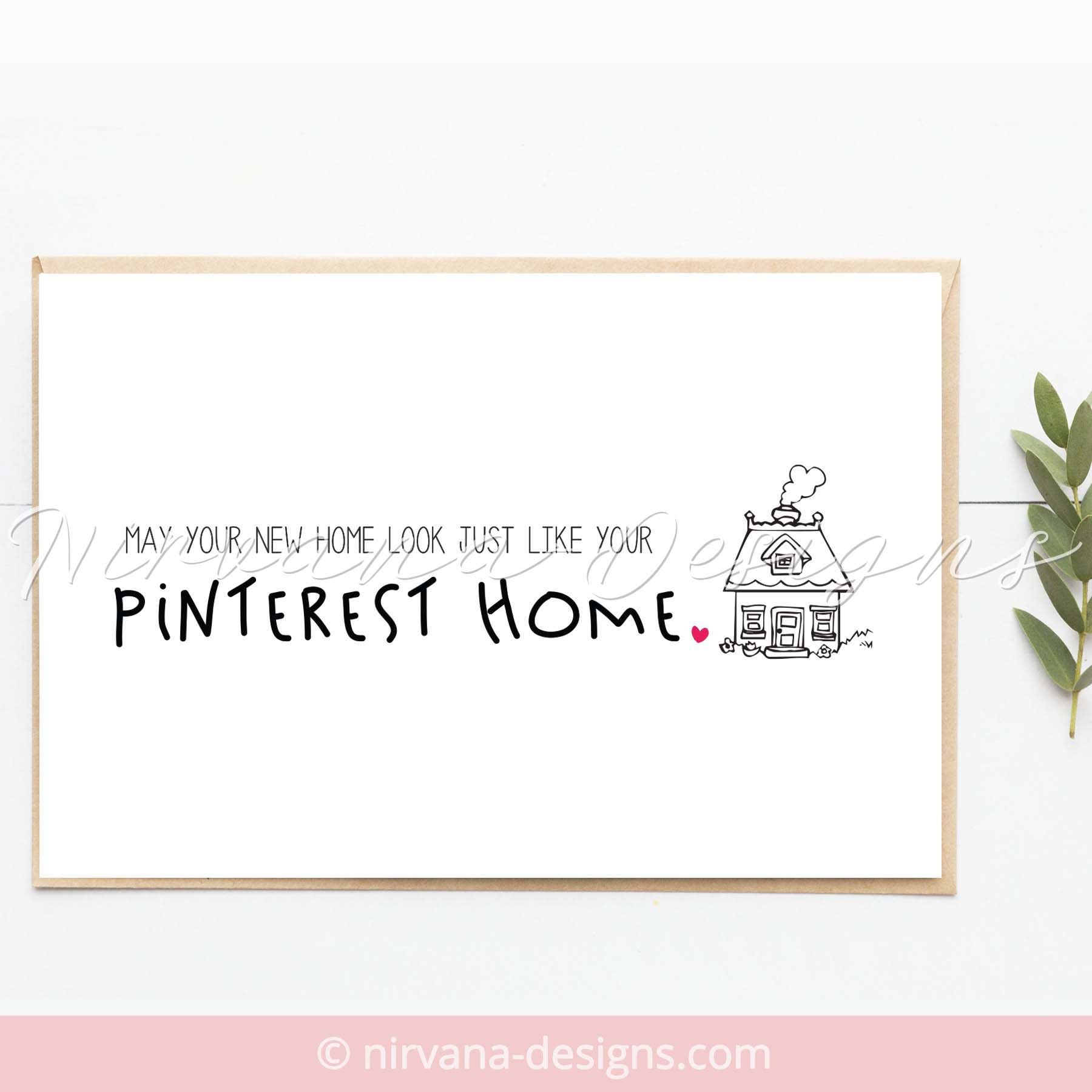 moving house new home card moving card housewarming card new apartment card funny new home card housewarming gift ideas