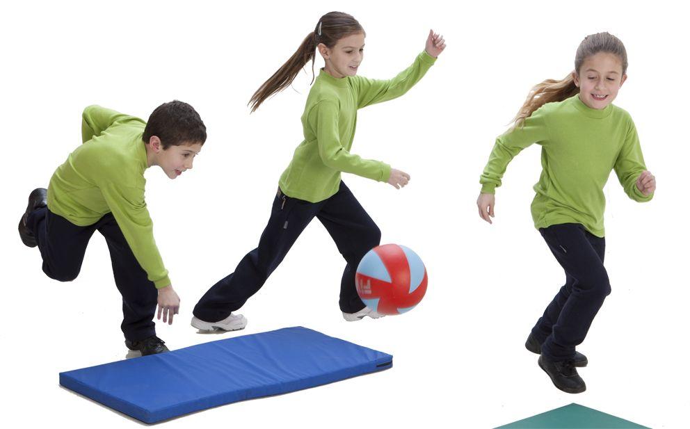 Educación Física Fundamentos Para Trabajar Técnicas En Deportes Individuales Sports