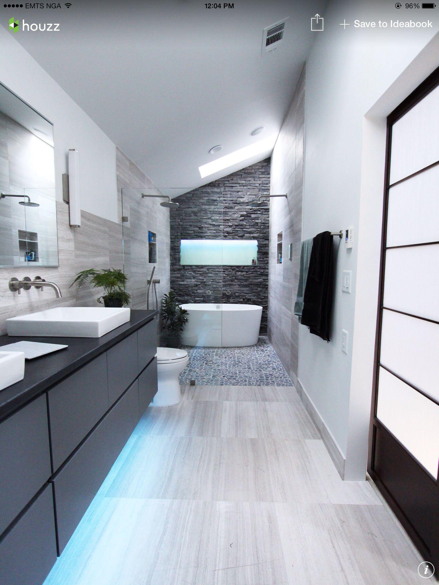 Bathroom Contemporary Master Bathroom Contemporary Bathroom