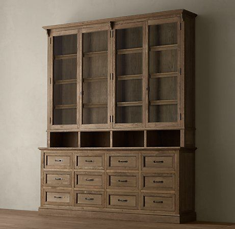 Apothecary cabinet restoration hardware for the home pinterest apothecary cabinet - Restoration hardware cabinets ...