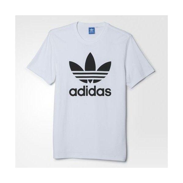 svart adidas t shirt