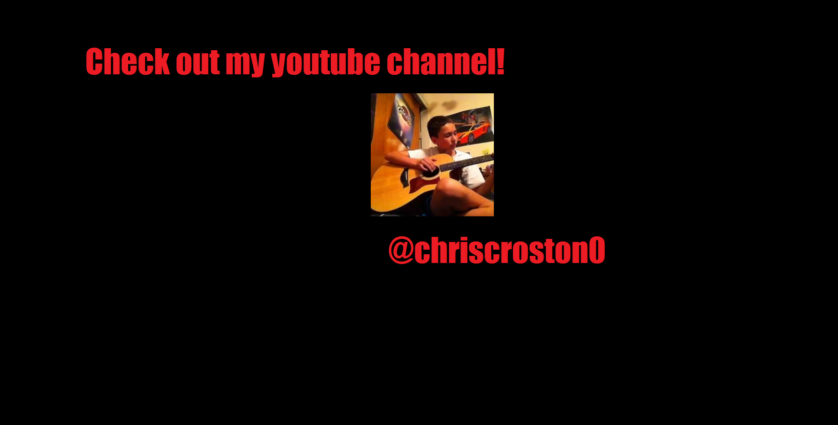 Subscribe To My Youtube Channel And Watch My Acoustic Guitar Videos Youtube Acoustic Guitar Channel