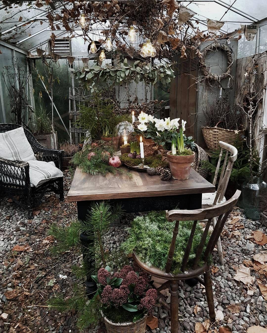 Happy Sunday everyone. Dekoration, Garten, Garten deko