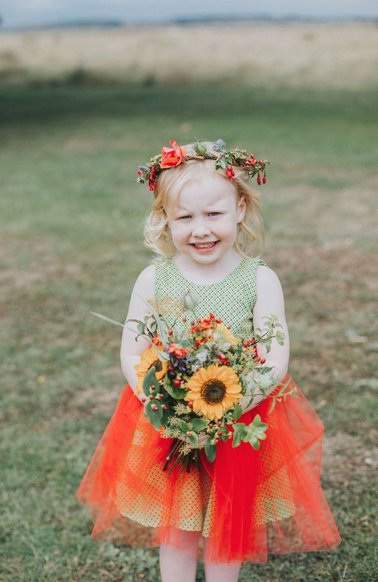 Informal Flower Girl Dresses