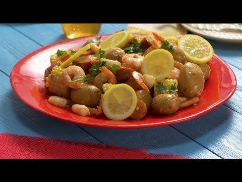 HSN | Good Food Fast: Sheet Pan Shrimp Bake https://www.hsn.com/shop ...
