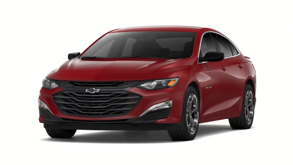 The New 2020 Chevrolet Malibu Rs Fascia To The 2019 Model Chevrolet Malibu Chevy Sports Cars Chevrolet