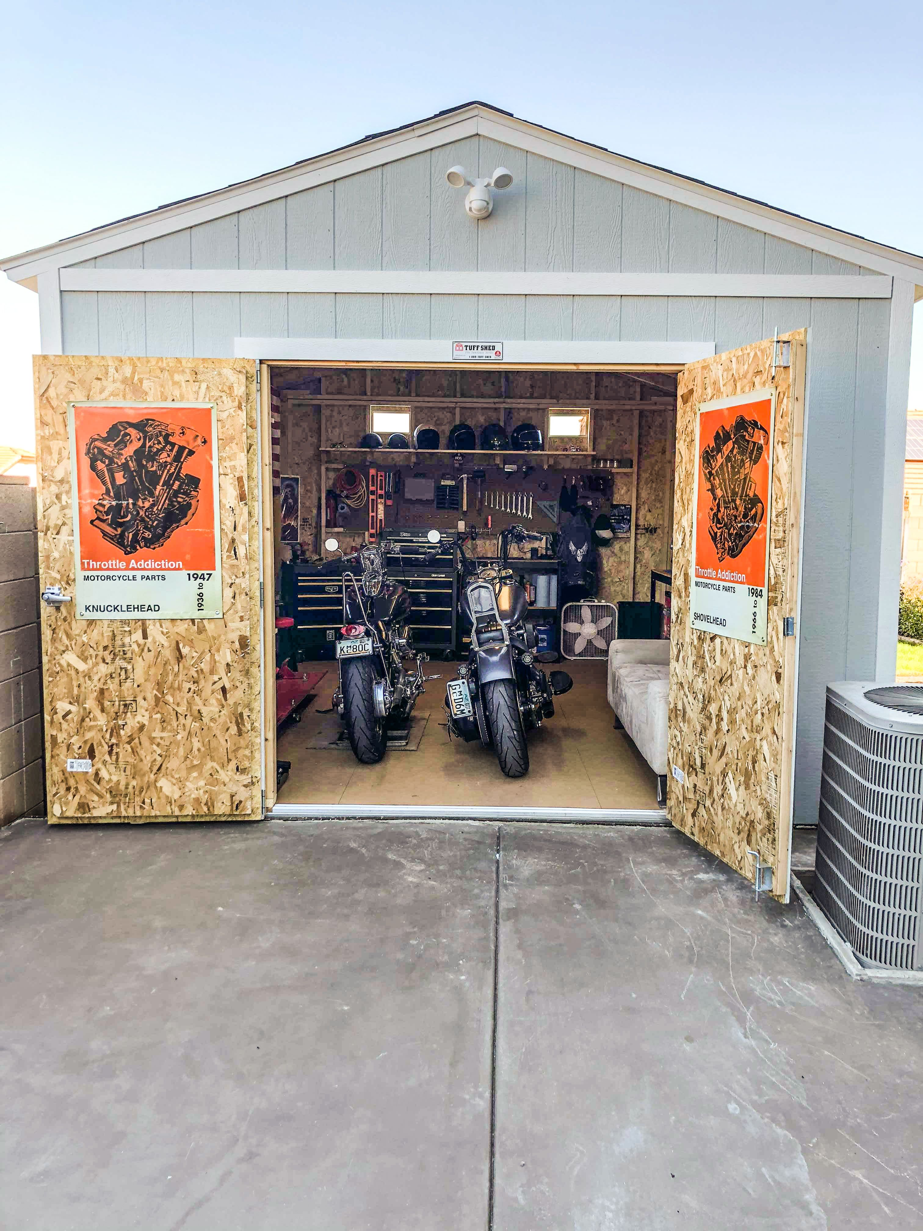 Tough Storage Made Easy Tuff Shed