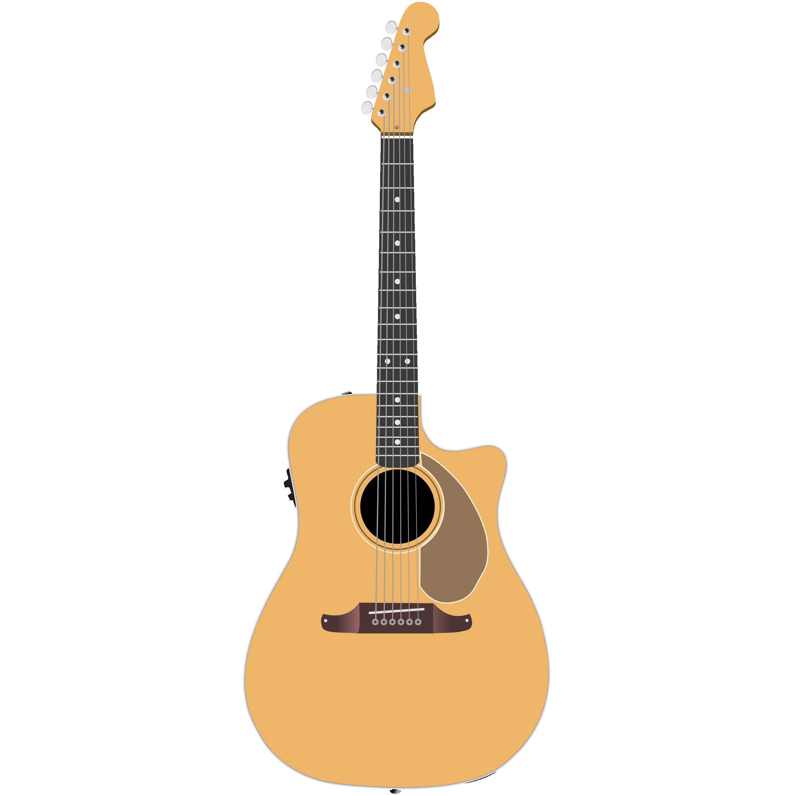 Guitar Vector Cartoon By Thegoldenbox D6jjn34 Png 2 560 2 560 Pixels Guitar Vector Guitar Cartoon