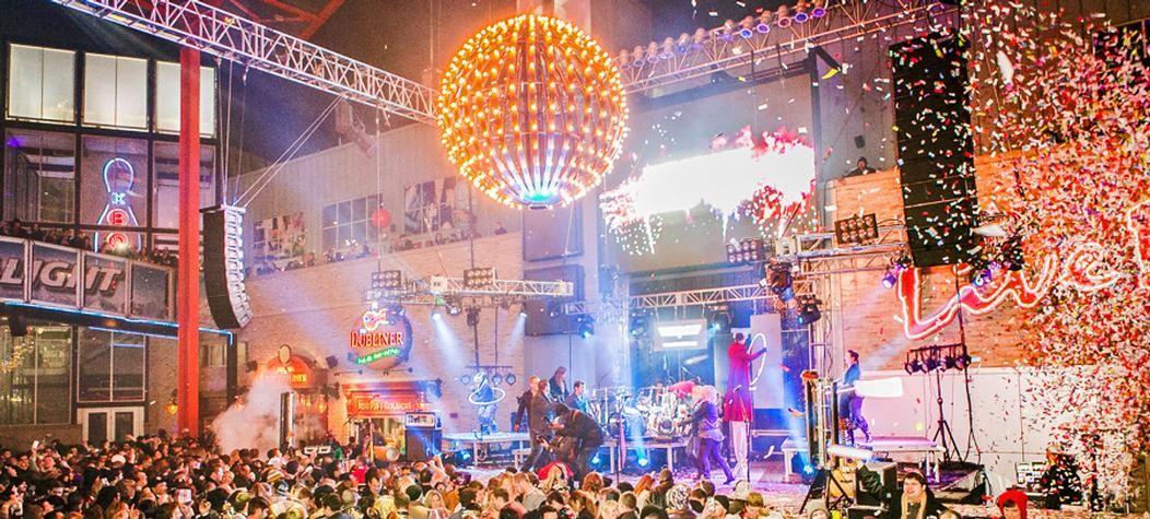 Kansas City New Year's Eve Party NYE Live! Kansas City