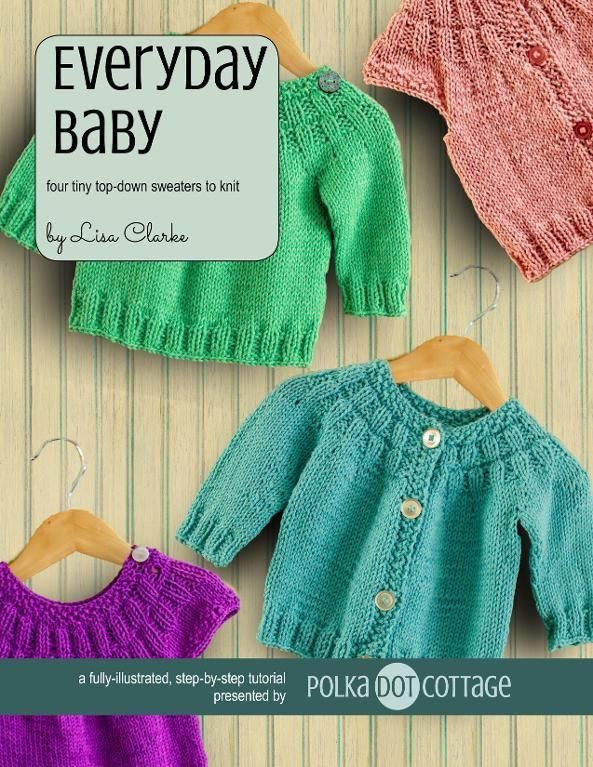 fdb79b6020628 Looking for your next project  You re going to love Everyday Baby - Just  the Pattern by designer Lisa Clarke. - via  Craftsy