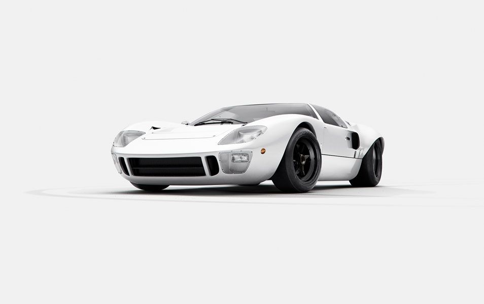INK — Ford GT40 — London, UK