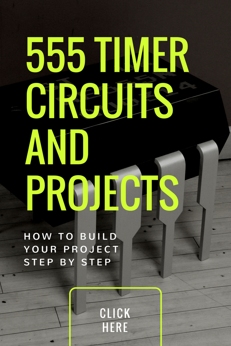 Simple 555 Timer Circuits Projects Pinterest Arduino Electrical Circuit