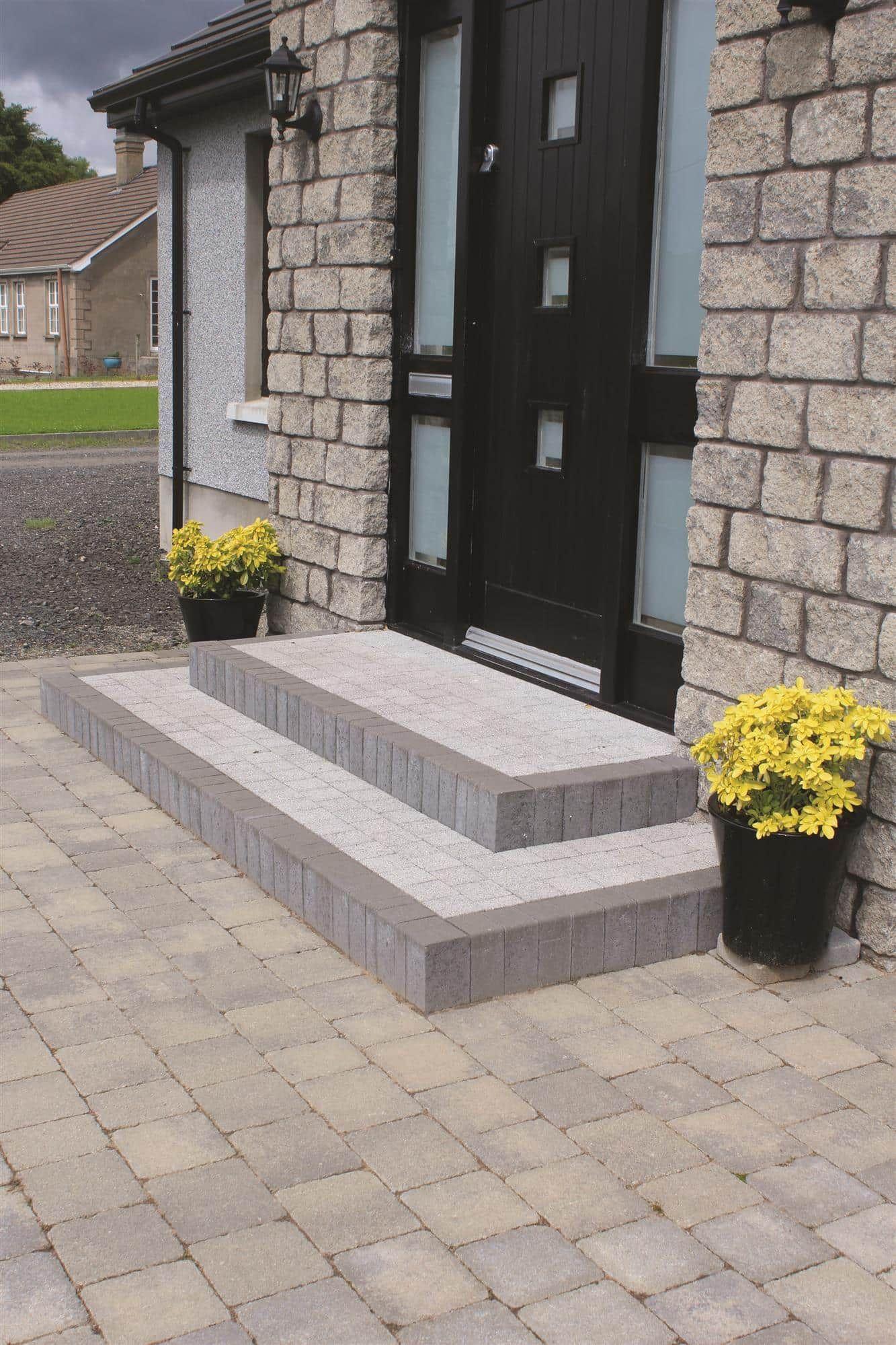 Cbf Cement Board Fabricators Residential Projects: Tobermore Country Stone Cedar & Slate, Tegula Slate
