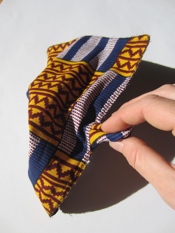 tissu africain diy