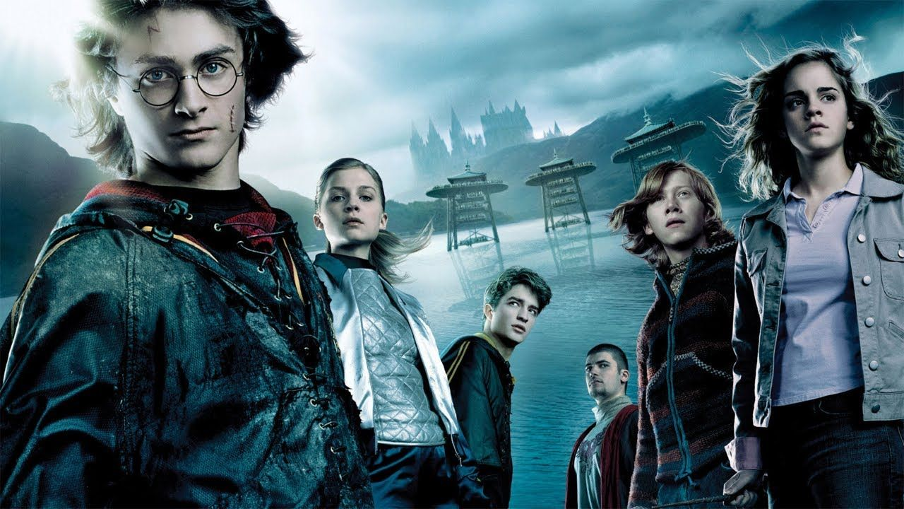 Potter Waltz Harry Potter And The Goblet Of Fire Patrick Doyle Harry Potter Goblet Harry Potter Harry Potter Movies