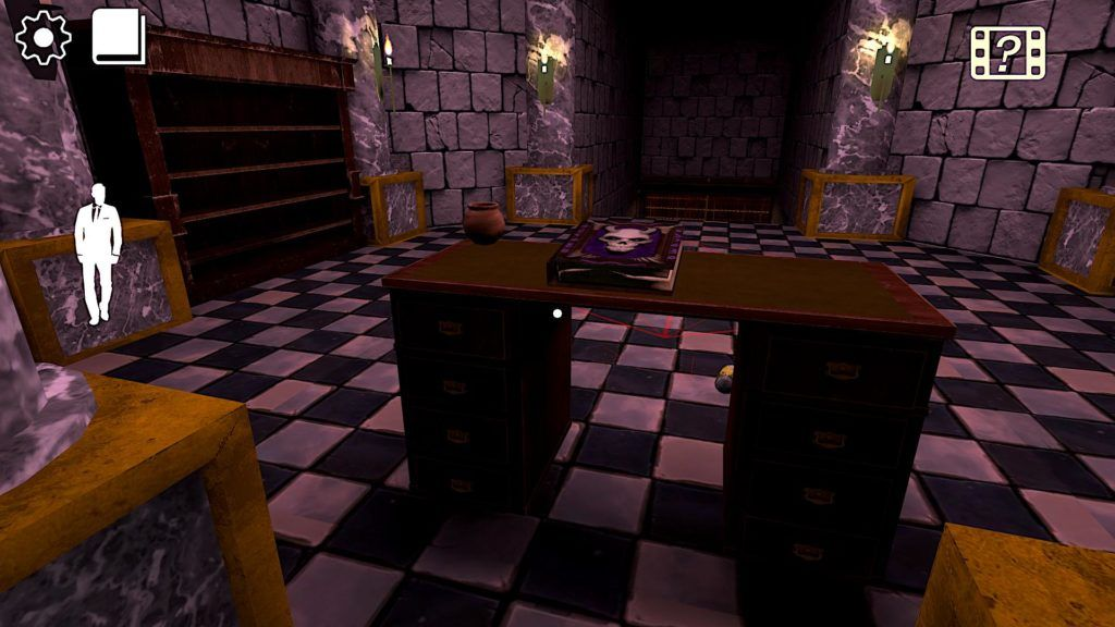 Erich sann horror games 240 apk mod free for android