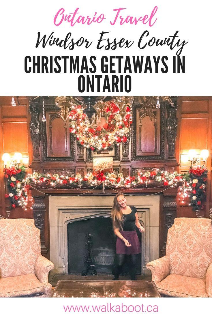 Ste. Anne's Spa Best Weekend Getaways in Ontario