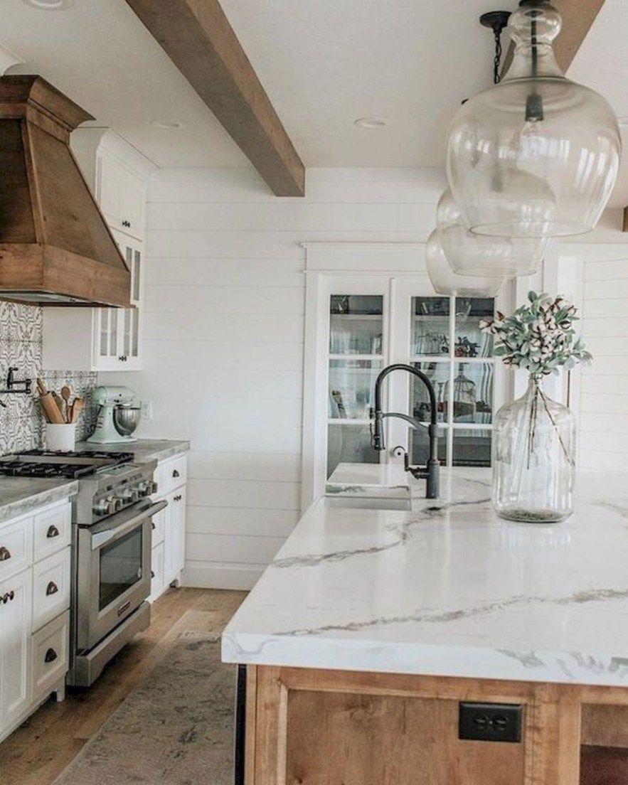 Creative Farmhouse Kitchen Design Ideas 15 Farmhouse Kitchen