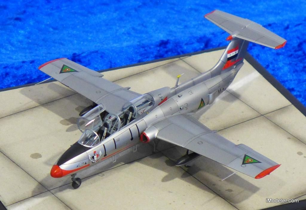 Scale Modelworld 2016 models \u2013 #3 (Aircraft) iModeler NMF - how would you weigh a plane without scales