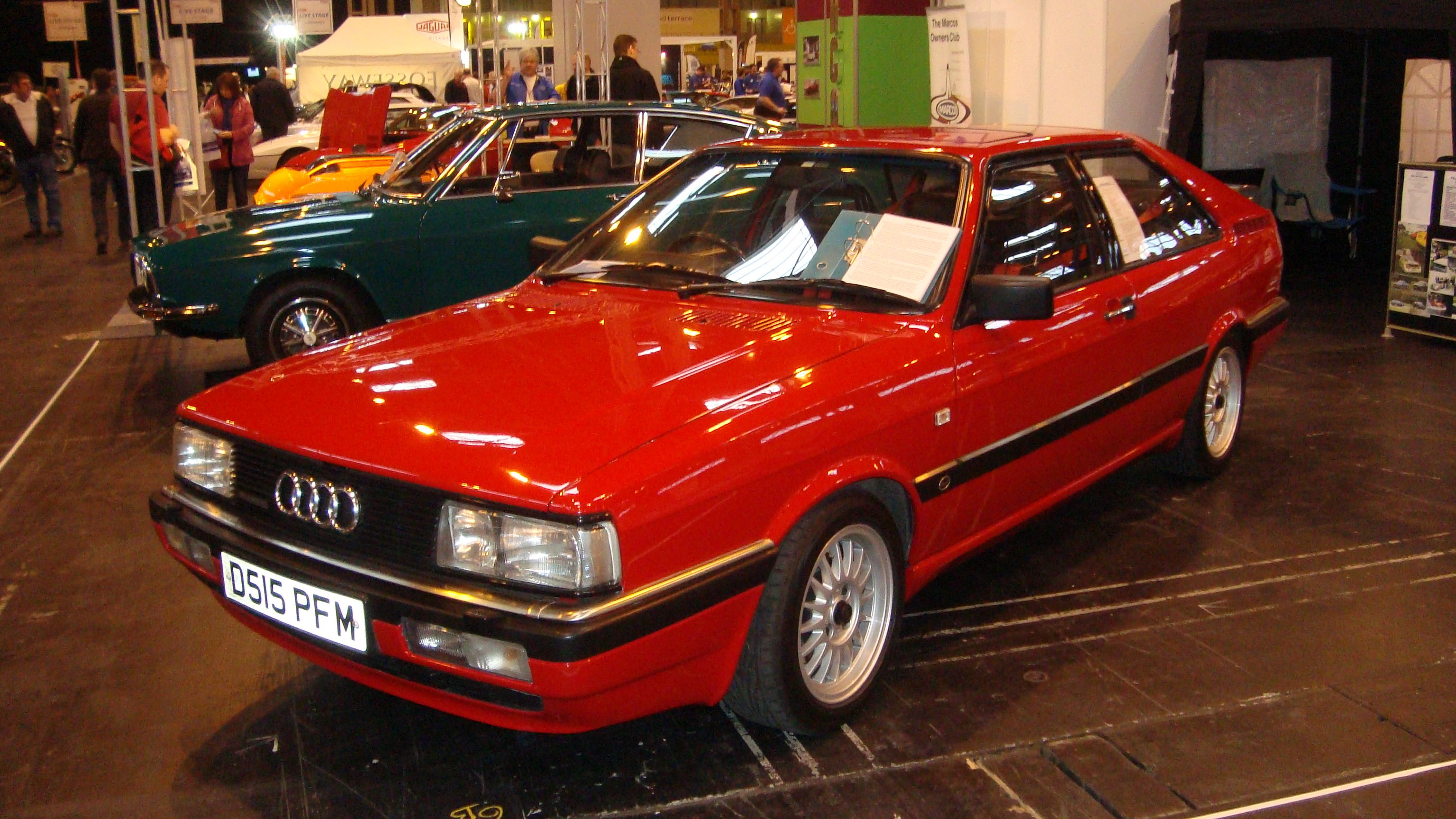 The 50 Most Stylish Cars Of All Time Audi Coupe Stylish Cars