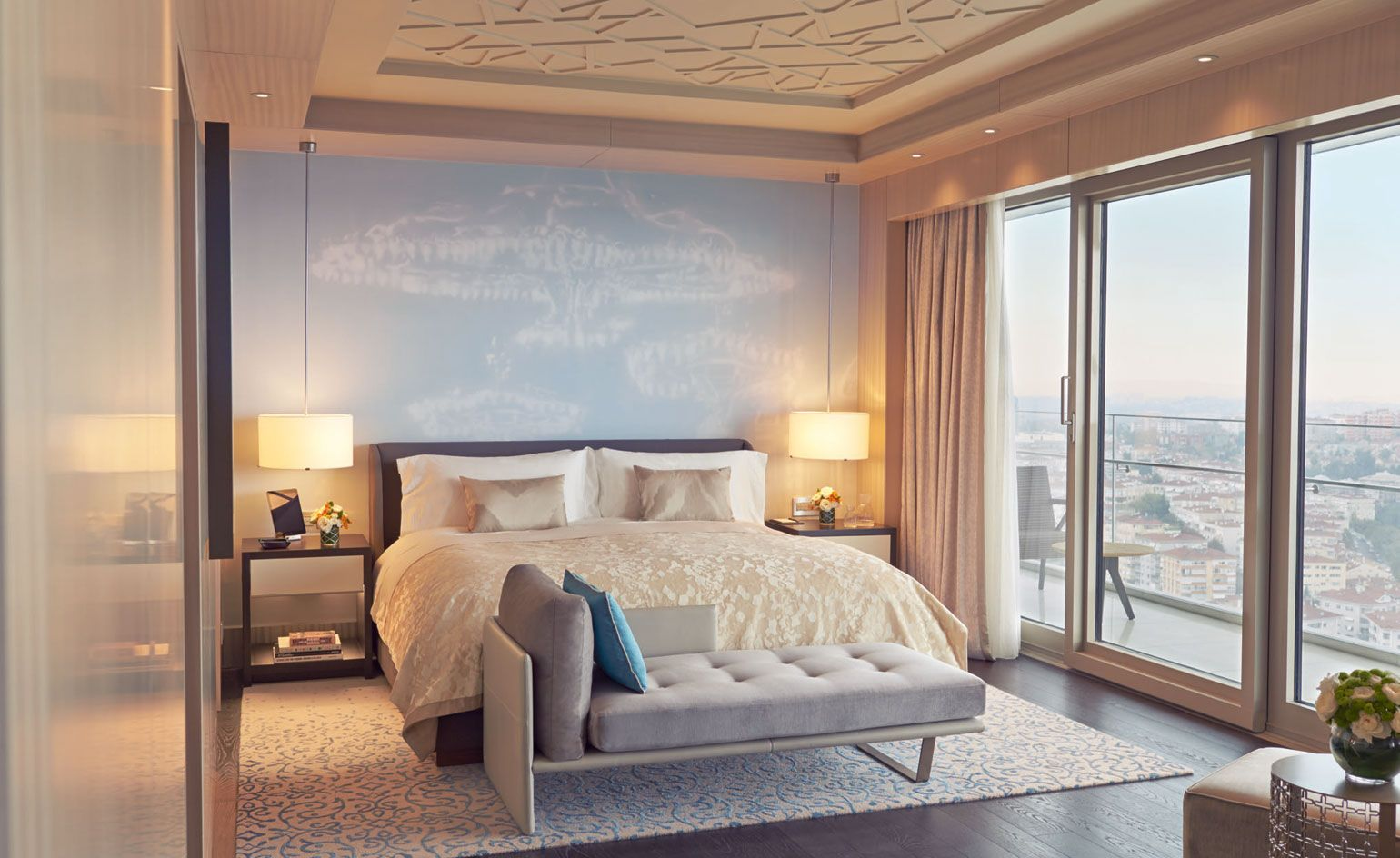 Raffles istanbul turkey best urban hotels 2015 the for Decor hotel istanbul