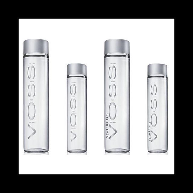 Ten Voss shampoo and conditioner, $300 per bottle • Contains