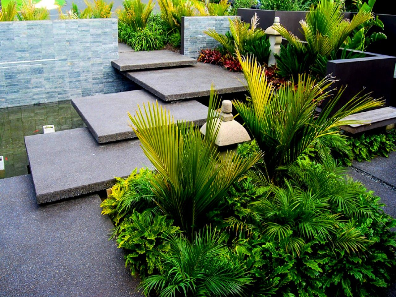 Decorationravishing Contemporary Landscaping Ideas For Front Of House Grasses Modern Top Landscape Art Modern Landscaping Modern Landscape Design Modern Garden